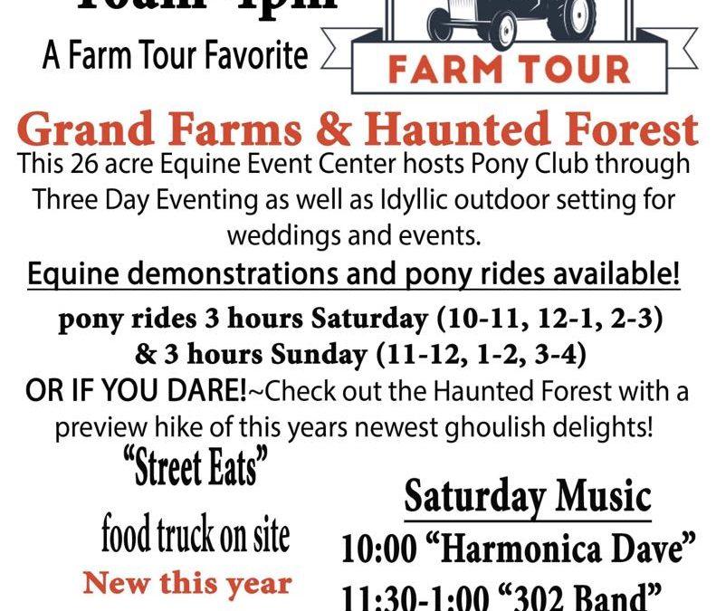 Key Peninsula Farm Tour