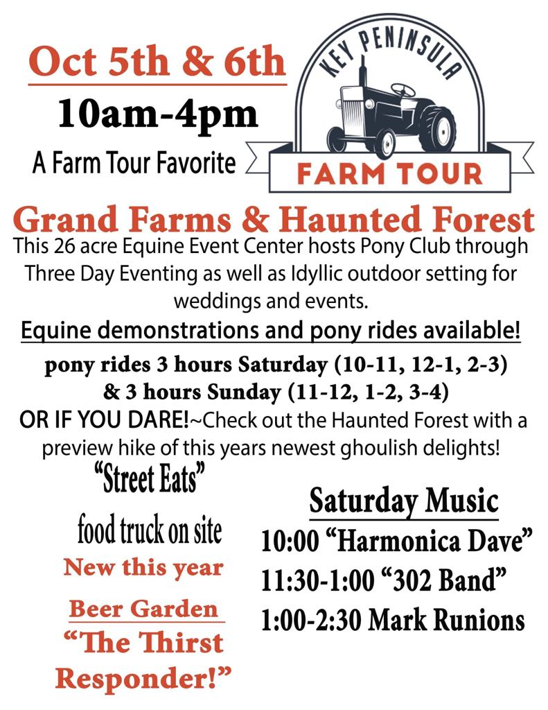 Key Peninsula Farm Tour