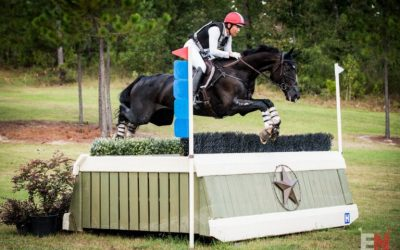 Winter Clinics with International Eventer Tamie Smith!